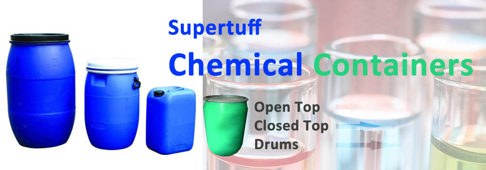 Supertuff Chemical Containers